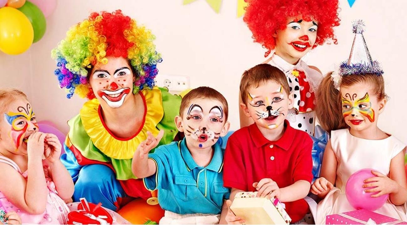 Payasos para fiestas de niños